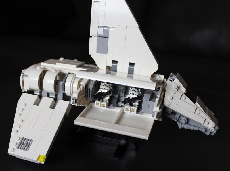 Guy Builds Amazing Lego Star Destroyer With Three-Level Interior (19)