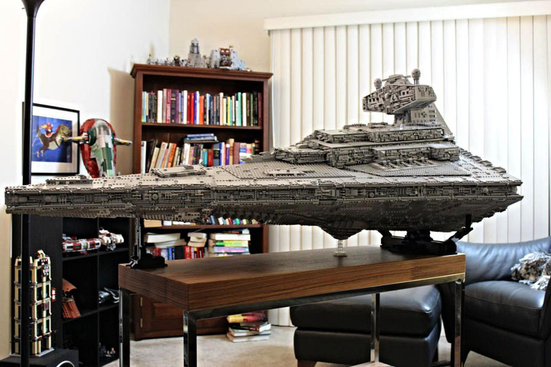 Guy Builds Amazing Lego Star Destroyer With Three-Level Interior (21)