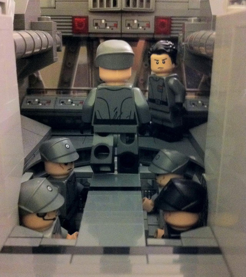 Guy Builds Amazing Lego Star Destroyer With Three-Level Interior (6)