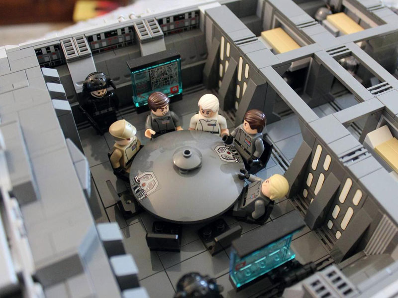 Guy Builds Amazing Lego Star Destroyer With Three-Level Interior (7)