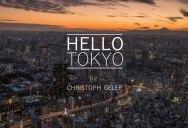 A Mesmerizing Hyperlapse Tour Through the Tokyo Metropolis