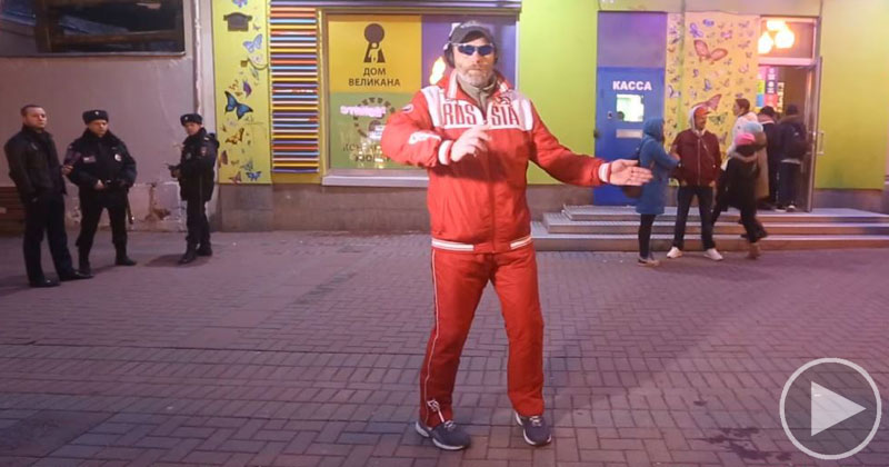 In 1986 There Was a Breakdance Battle in the USSR. This Guy Found Them 30 Years Later