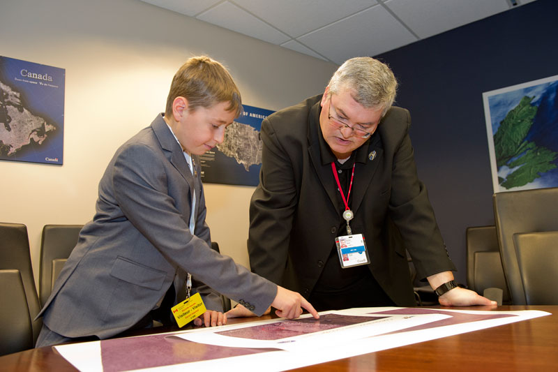 william gadoury at csa Canadian Teen May Have Found Lost City Using Ancient Star Maps
