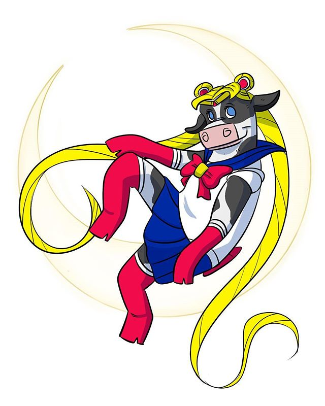 14 - Sailor Moo