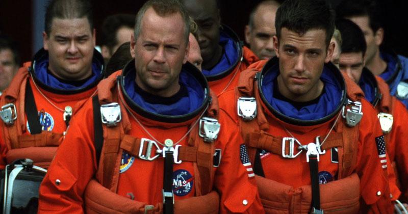 Ben Affleck's DVD Commentary for Armageddon is Better Than Armageddon