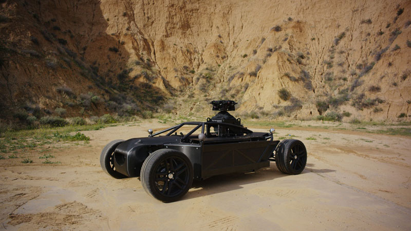 blackbird Shapeshifting CGI Vehicle Can Morph Into Any Car (1)