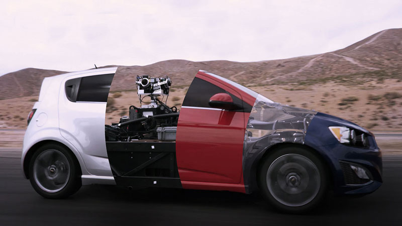 blackbird Shapeshifting CGI Vehicle Can Morph Into Any Car (2)
