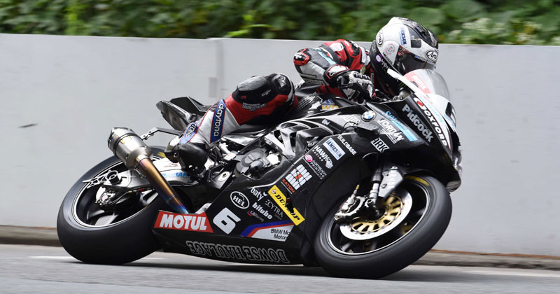 Onboard with the Fastest Lap Ever at the Isle of Man TT Race