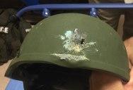 Kevlar Helmet Saves Officer's Life During Shootout With Orlando Killer