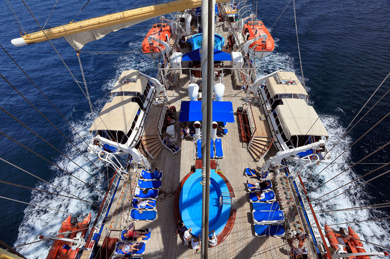 royal clipper the largest full rigged sailing ship in the world (18)