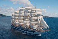 The World's Largest Full-Rigged Sailing Ship (21 Photos)