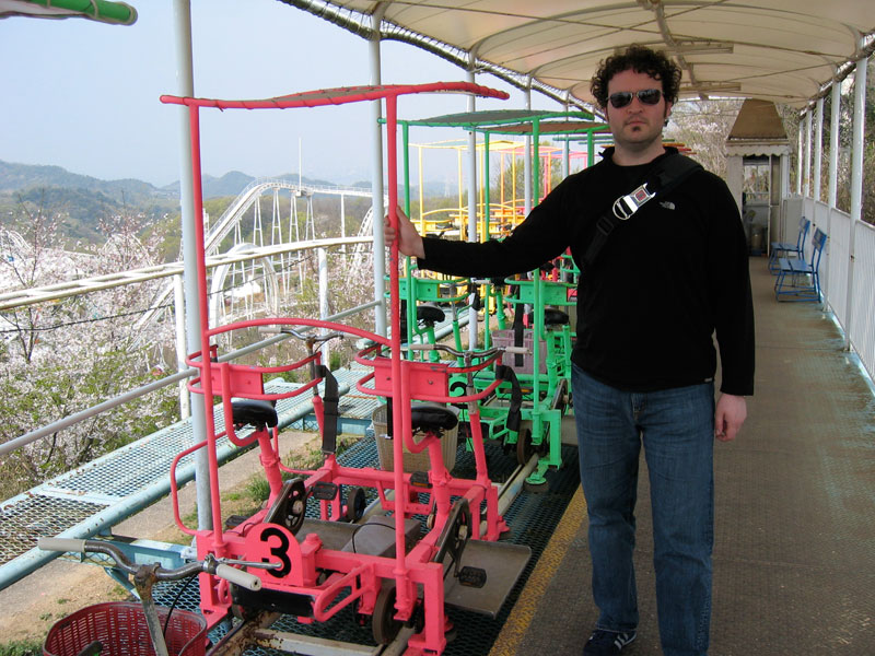 sky cycle pedal powered rolloer coaster japan (1)