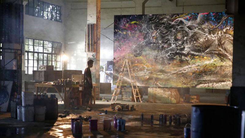 splattered ink animal paintings by chen yingjie aka hua tunan (16)