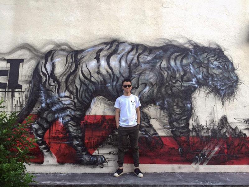 splattered ink animal paintings by chen yingjie aka hua tunan (7)