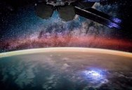 Picture of the Day: Stargazing from the International Space Station