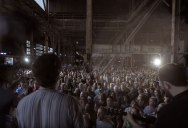 1,500 Strangers Got Together to Sing a Leonard Cohen Song Inside an Old Power Plant