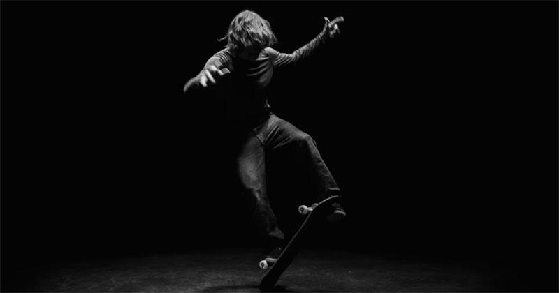Skate Legend Rodney Mullen Debuts New Tricks Inside 360 Camera Dome