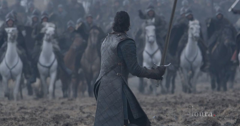 The Incredible VFX for Game of Thrones' Battle of the Bastards