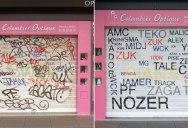 Artist Makes Graffiti Legible By Rewriting It In Plain Text
