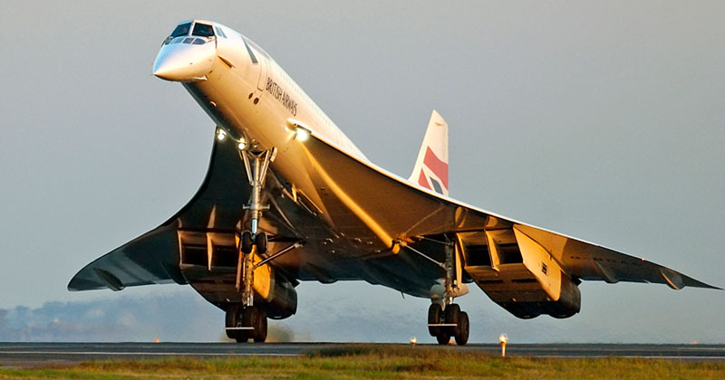 Why the Concorde Failed
