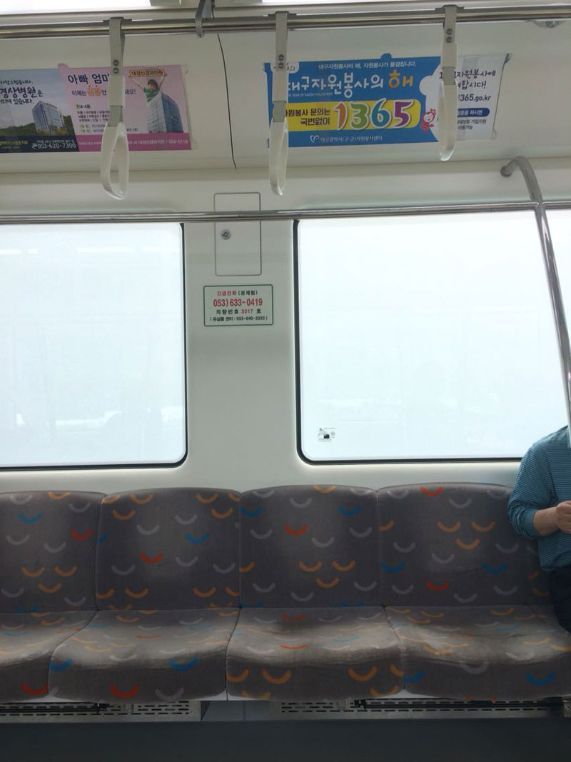 Windows on SK Train Automatically Fog When Passing Nearby Apartments (3)
