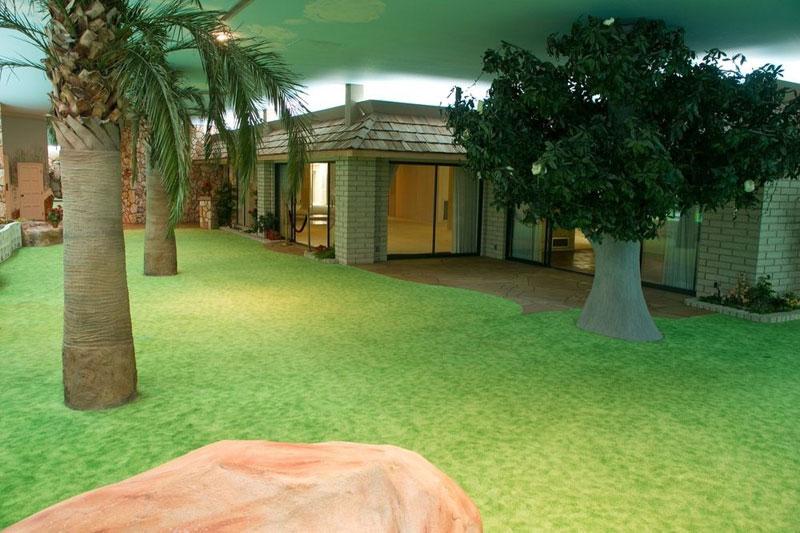 5000 Sq Ft Cold War Bunker Underneath suburban house in Las Vegas (2)
