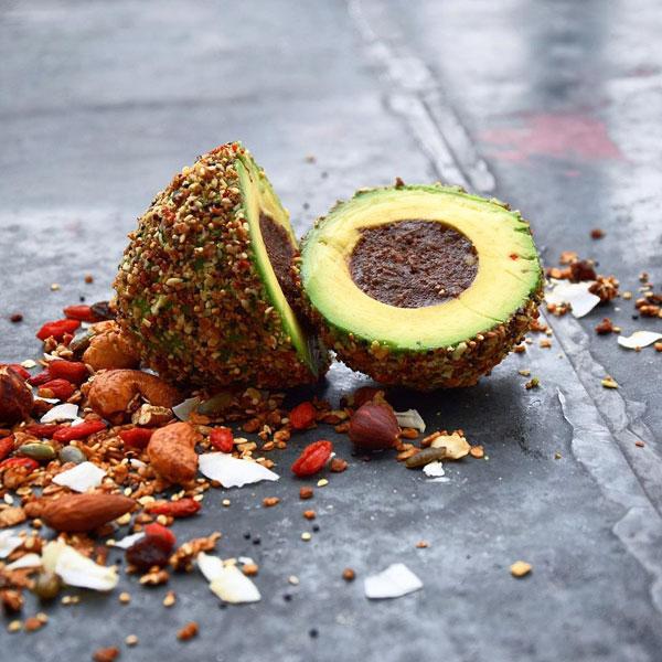 avocado food art by colette dike food deco (2)