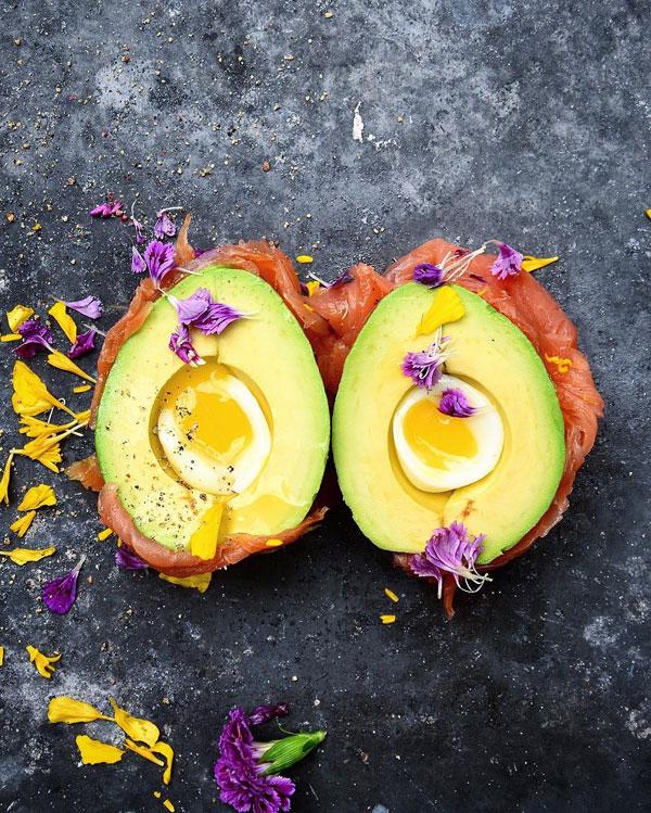 avocado food art by colette dike food deco (4)