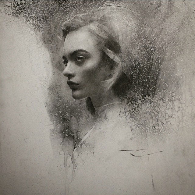 Charcoal Drawings by Casey Baugh (7)