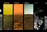 Every Extraterrestrial Body We Have Landed On and Photographed