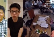 Guy Surprises Parents After Studying 3 Years Abroad and Losing 45 lbs