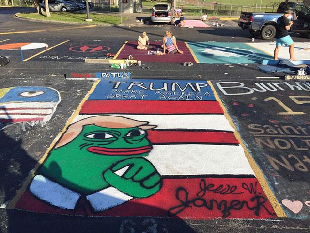 High Schools Let Their Seniors Paint Their Parking Spots (19)