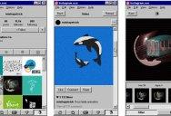 Instagram for Windows 95
