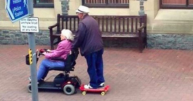 old couple scooter The Shirk Report – Volume 383