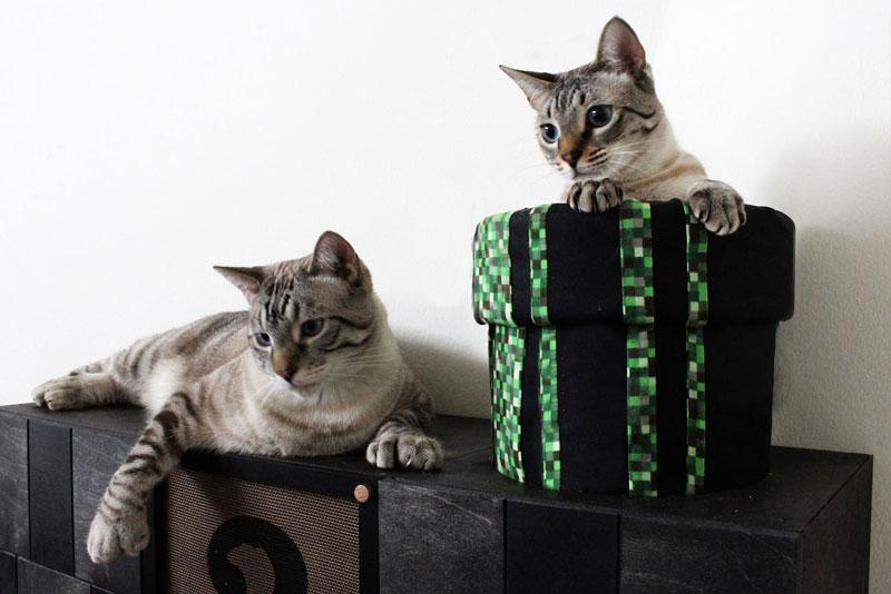 super mario cat furniture by catastrophic creations (6)