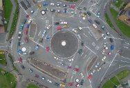 How Swindon's 7-Circle Roundabout Works