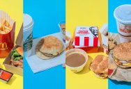 What Your Entire Daily Calorie Intake Looks Like at 8 Popular Fast Food Chains