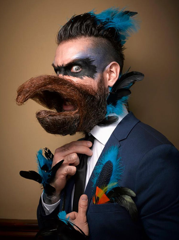 2016 national beard and moustache championships highlights by greg anderson 8 Majestic Highlights from the 2016 National Beard and Moustache Championships