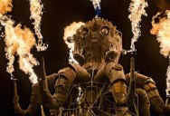 Burning Man 2016 Hyperlapse