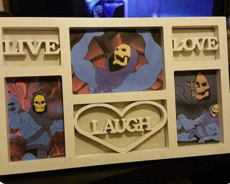live laugh love 3 The Shirk Report – Volume 389