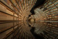 This Futuristic Library in China Looks Incredible (9 Photos)