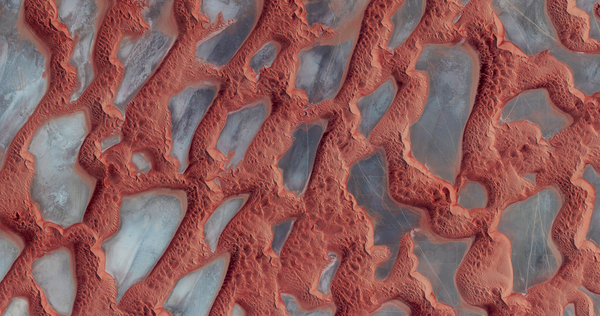 26 the empty quarter 15 High Res Photos That Will Give You a New Perspective on Earth