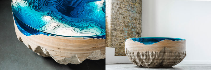 abyss horizon coffee table by christopher duffy 2 Abyss Horizon Coffee Table by Christopher Duffy