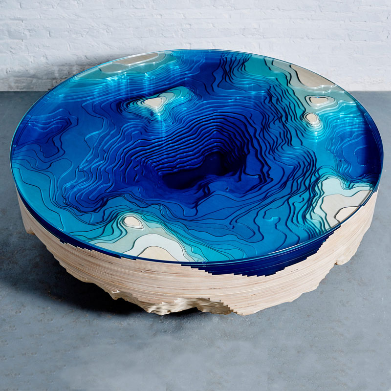 abyss horizon coffee table by christopher duffy 4 Abyss Horizon Coffee Table by Christopher Duffy