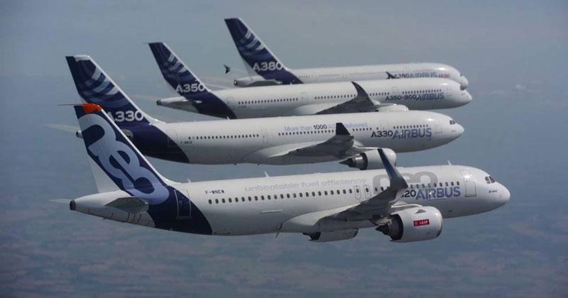 airbus family flight Airbus Family Flight Joy Ride