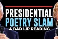 If the Trump Clinton Debate was a Poetry Slam