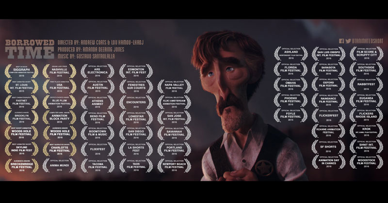 Two Pixar Artists Made a Short Film to Show Animation Can Be a Medium to Tell Any Story