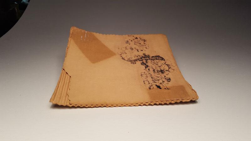 ceramic cardboard by tim kowalczyk 9 Ceramic Artist Tim Kowalczyk Can Make Clay Look Like Cardboard