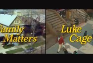Guy Recreates Family Matters Intro Using Luke Cage Footage