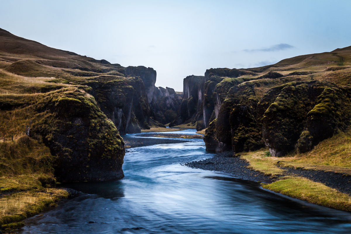 fjadrargljufur canyon iceland Picture of the Day: Fjadrargljufur Canyon, Iceland